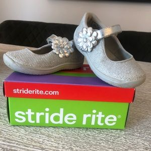 Toddler girl stride rite shoe